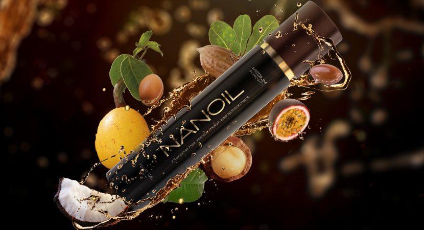 Най-доброто масло за коса? Най-накрая, Nanoil е тук!