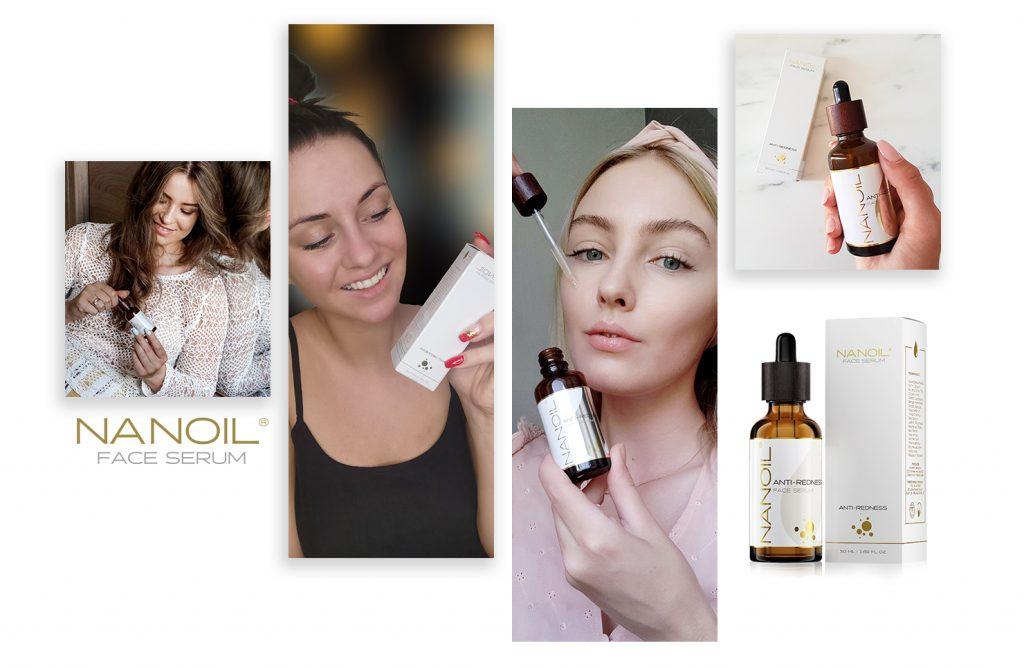 Nanoil най-добри продукти за чувствителна кожа